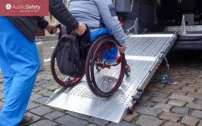 Formazione: Trasporto Persone con Disabilità