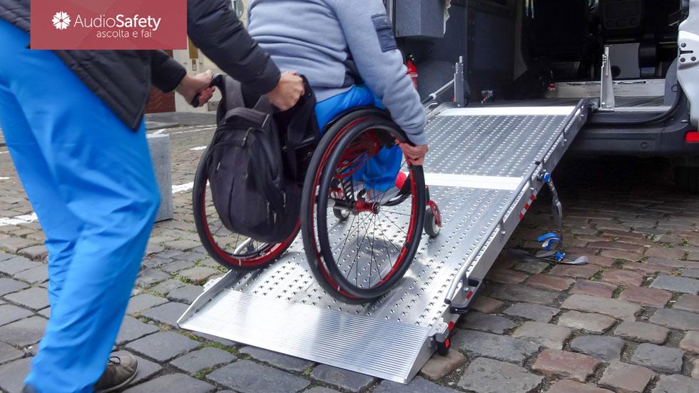 Formazione Trasporto Persone con Disabilità