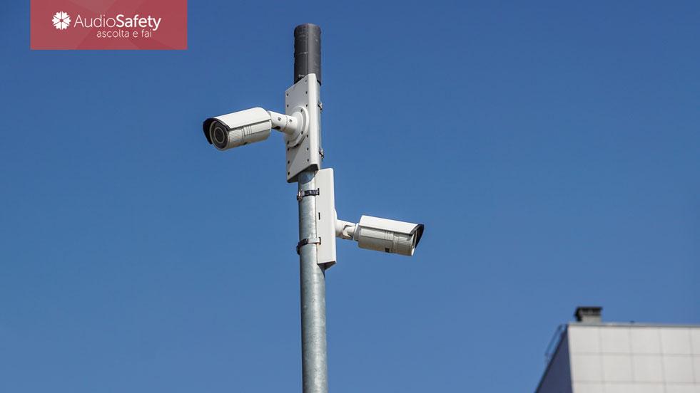 impianti audiovisivi o di controllo